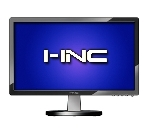 "I-Inc IP191ABB 19"" Class Widescreen LCD HD Monitor"