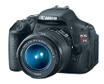 Canon 18MP EOS Rebel T3i 18-55mm IS II Digital SLR Kit