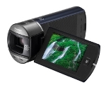 Samsung Q10 HMX-Q10BN HD Camcorder