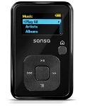 SanDisk SDMX18 Sansa Clip+ MP3 Player