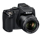 Nikon Coolpix P500 12.1MP Digital Camera